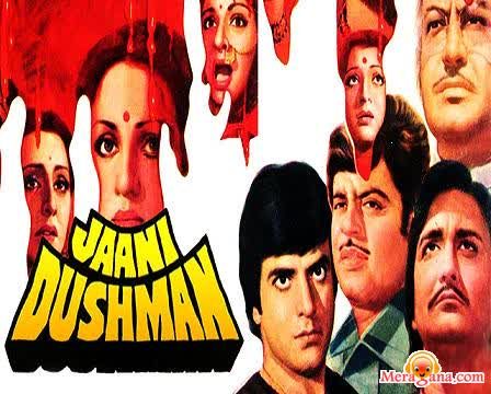 Poster of Jaani Dushman (1979) - (Hindi Film)