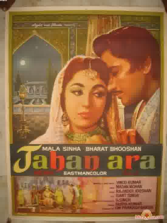 Poster of Jahan+Ara+(1964)+-+(Hindi+Film)