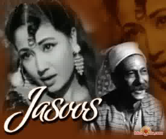 Poster of Jasoos (1957) - (Hindi Film)