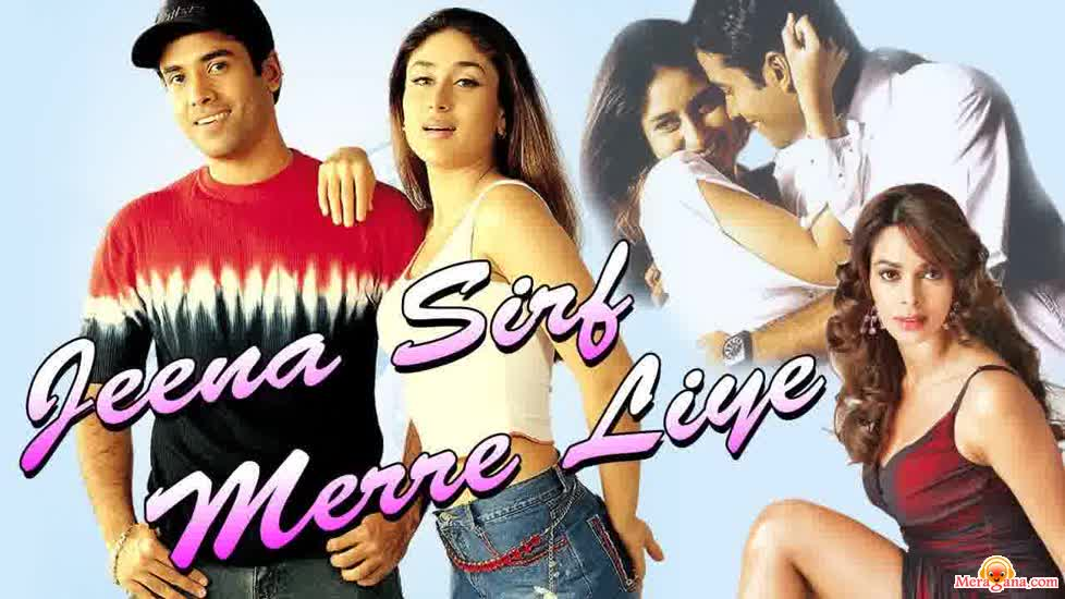 Poster of Jeena Sirf Merre Liye (2002) - (Hindi Film)