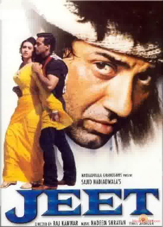 Poster of Jeet (1996) - (Hindi Film)