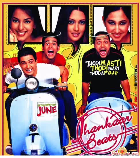 Poster of Jhankaar Beats (2003)