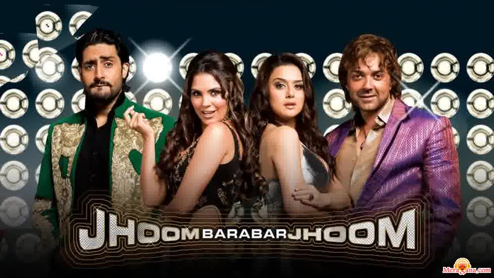 Poster of Jhoom Barabar Jhoom (2007) - (Hindi Film)