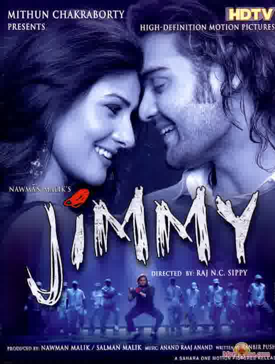 Poster of Jimmy (2008) - (Hindi Film)