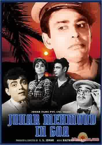 Poster of Johar Mehmood In Goa (1965) - (Hindi Film)