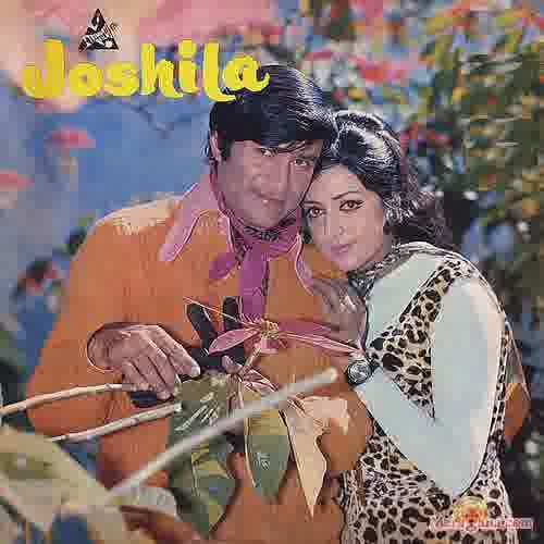 Poster of Joshila (1973) - (Hindi Film)