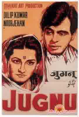Poster of Jugnu (1947) - (Hindi Film)
