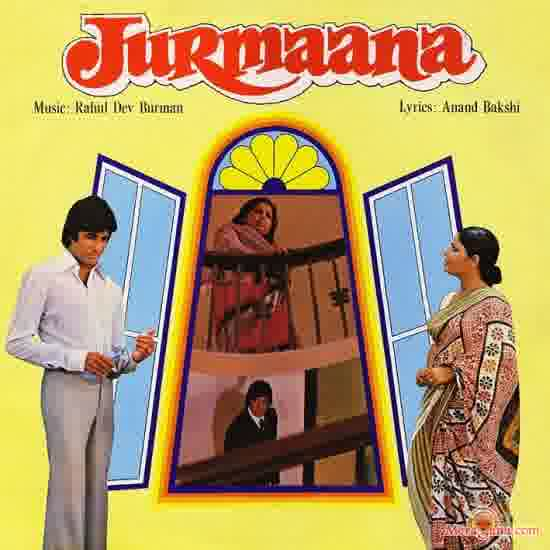 Poster of Jurmana (1979) - (Hindi Film)