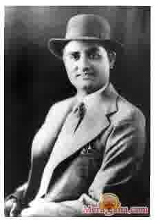 Poster of K L Saigal - (Hindi Non Film)