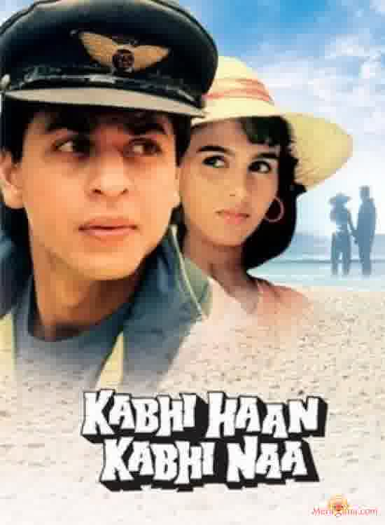 Poster of Kabhi Haan Kabhi Naa (1994) - (Hindi Film)