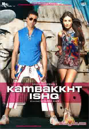 Poster of Kambakkht Ishq (2009) - (Hindi Film)