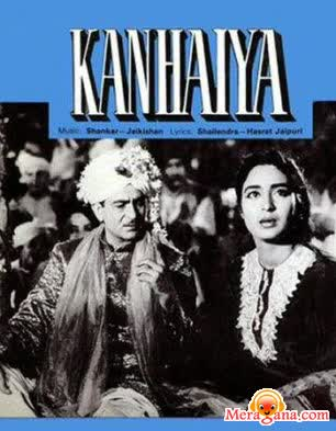 Poster of Kanhaiya (1959) - (Hindi Film)