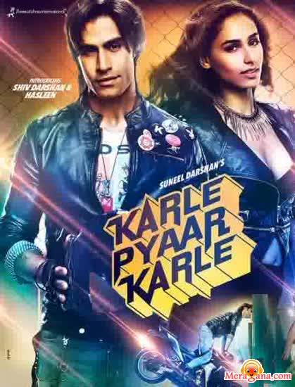Poster of Karle Pyaar Karle (2014) - (Hindi Film)