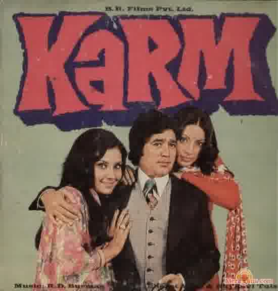 Poster of Karm (1977)