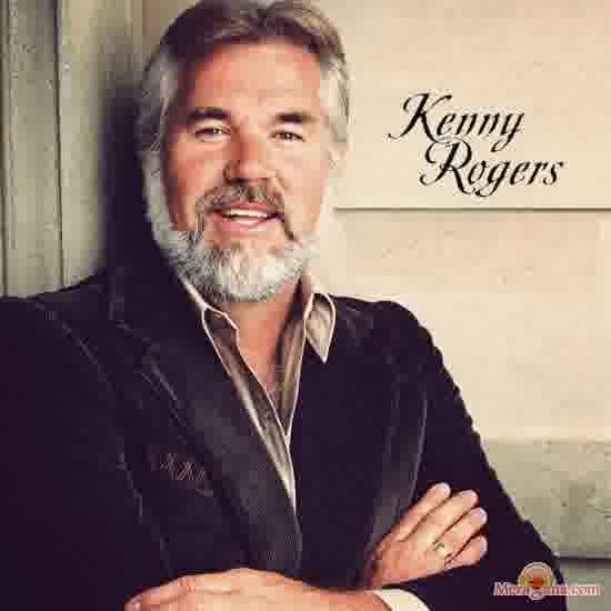Poster of Kenny Rogers - (English)