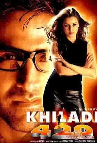 Poster of Khiladi 420 (2000)