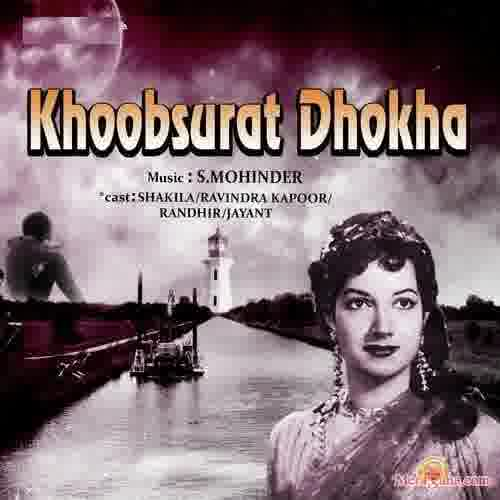 Poster of Khoobsurat Dhokha (1959) - (Hindi Film)