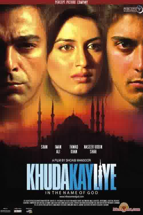 Poster of Khuda Kay Liye (2007) - (Hindi Film)