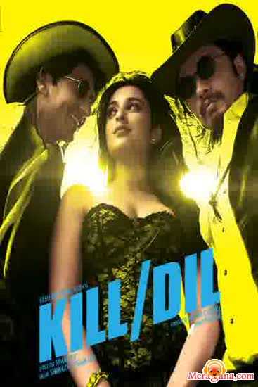 Poster of Kill Dil (2014) - (Hindi Film)