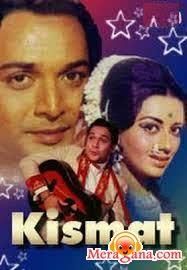 Poster of Kismat (1968) - (Hindi Film)