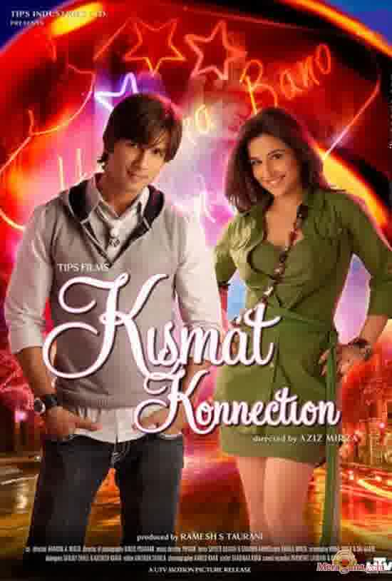 Poster of Kismat Konnection (2008) - (Hindi Film)