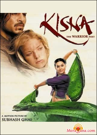 Poster of Kisna+(2005)+-+(Hindi+Film)