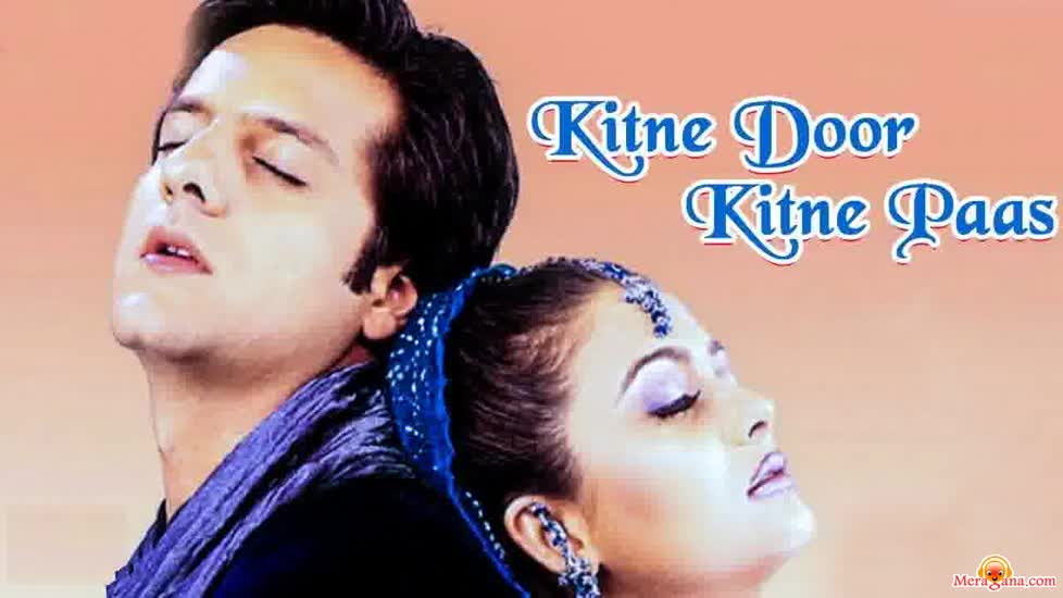 Poster of Kitne Door Kitne Paas (2002)