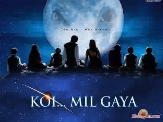 Poster of Koi Mil Gaya (2003) - (Hindi Film)