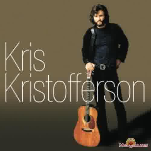 Poster of Kris Kristofferson - (English)