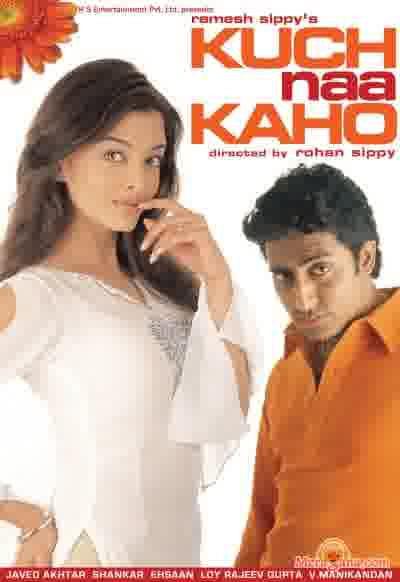 Poster of Kuch Naa Kaho (2003) - (Hindi Film)