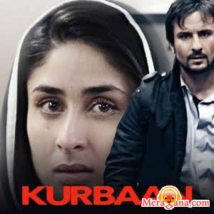 Poster of Kurbaan+(2009)+-+(Hindi+Film)