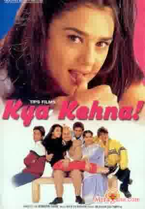Poster of Kya+Kehna+(2000)+-+(Hindi+Film)