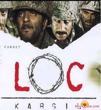 Poster of LOC Kargil (2003) - (Hindi Film)