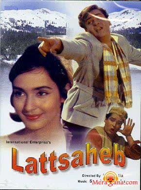 Poster of Laat Saheb (1967) - (Hindi Film)