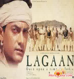 Poster of Lagaan (2001) - (Hindi Film)