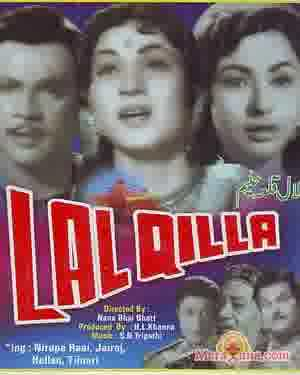 Poster of Lal Qilla (1960) - (Hindi Film)