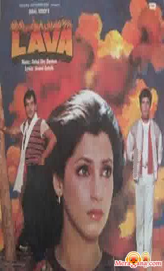 Poster of Lava (1984) - (Hindi Film)