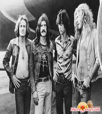 Poster of Led Zeppelin - (English)