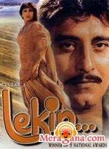 Poster of Lekin (1990) - (Hindi Film)