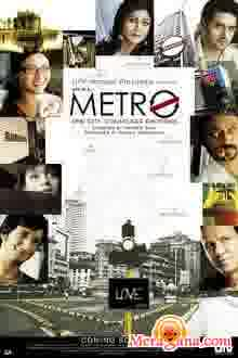 Poster of Life In A Metro (2007)