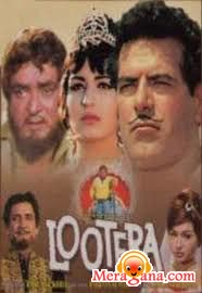 Poster of Lootera (1965) - (Hindi Film)