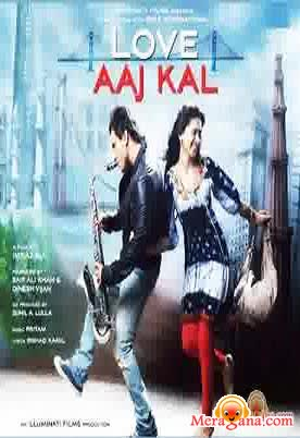 Poster of Love Aaj Kal (2009) - (Hindi Film)