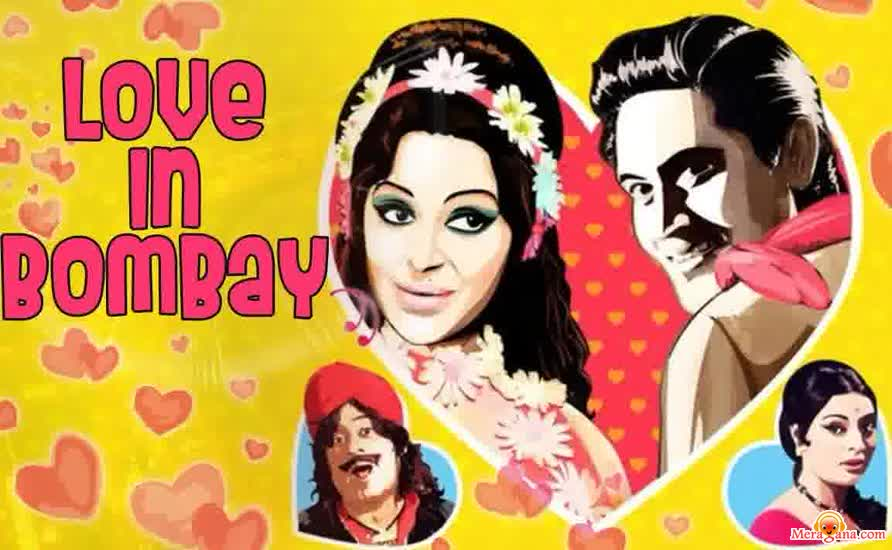 Poster of Love In Bombay (1975) - (Hindi Film)