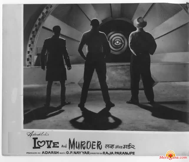 Poster of Love & Murder (1966)
