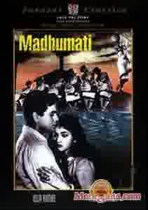 Poster of Madhumati (1958) - (Hindi Film)