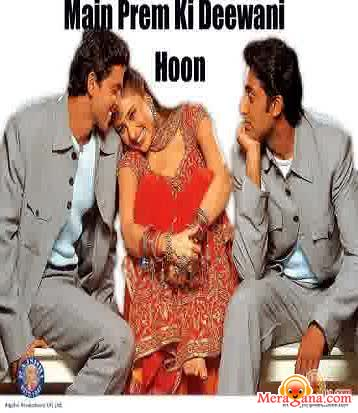Poster of Main+Prem+Ki+Diwani+Hoon+(2003)+-+(Hindi+Film)