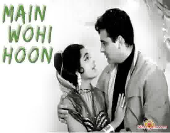 Poster of Main+Wohi+Hoon+(1966)+-+(Hindi+Film)