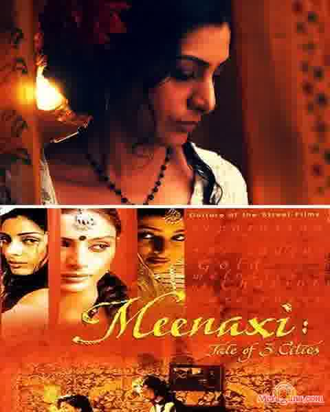 Poster of Meenaxi (A Tale of Three Cities) (2005) - (Hindi Film)