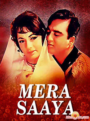 Poster of Mera+Saaya+(1966)+-+(Hindi+Film)
