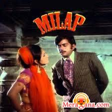Poster of Milap (1972)
